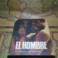 Libros de segunda mano: EL HOMBRE SU CUERPO Y SU ESPÍRITU - PLESSNER,MARKUS. Lote 132559330