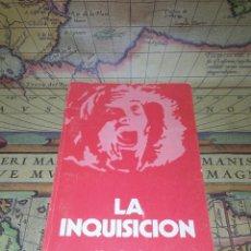 Libros de segunda mano: LA INQUISICION - MARIA DEL PILAR BUENO. Lote 133260710