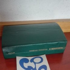 Libros de segunda mano: PREMIOS NOBEL AGUILAR JACINTO BENAVENTE. Lote 133901654