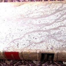 Libros de segunda mano: JOSE MARIA DE COSSIO: RUTAS LITERARIAS DE LA MONTAÑA.1960.DEDICADO A UN CAPITAN GENERAL DE ESOS AÑOS. Lote 135033066