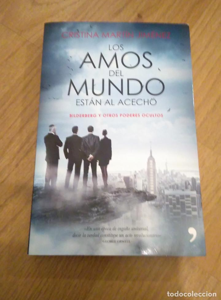 Obtener E Book Los Amos Del Mundo Están Al Acecho