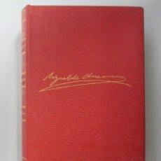 Libros de segunda mano: MIGUEL DE UNAMUNO. NUEVOS ENSAYOS. OBRAS COMPLETAS TOMO V. ESCELIER 1966. TAPA DURA. Lote 139319014