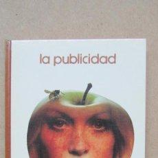 Libros de segunda mano: LA PUBLICIDAD BIBLIOTECA SALVAT DE GRANDES TEMAS JACQUES DOUCE. Lote 140607190