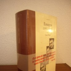 Libros de segunda mano: GORE VIDAL: ENSAYOS 1952-2001 (EDHASA, 2007) PRECINTADO. TAPA DURA. COMO NUEVO.. Lote 144456598