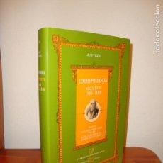 Libros de segunda mano: CORRESPONDENCIA. VOLUMEN VI. 1895-1899 - JUAN VALERA - EDITORIAL CASTALIA, COMO NUEVO. Lote 145371838