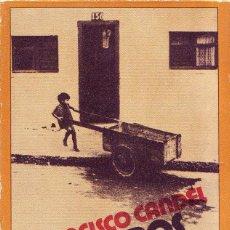 Libros de segunda mano: LOS OTROS CATALANES. FRANCISCO CANDEL. TÍTULO ORIGINAL: ELS ALTRES CATALANS. ED. PENÍNSULA, 1972, . Lote 146473042