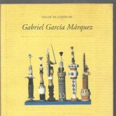 Libros de segunda mano: GABRIEL GARCIA MARQUEZ. COMO SE CUENTA UN CUENTO. OLLERO & RAMOS. Lote 148108130