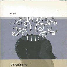 Libros de segunda mano: CREADORES. ENSAYOS SELECCIONADOS 1993 - 2000 - E.L. DOCTOROW - ROCA EDITORIAL - NUEVO. Lote 148202286