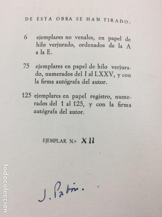 Libros de segunda mano: Jesús Pabón Bolchevismo y Literatura Firmado por el autor Papel Hilo 1ª edición grabados 1949 - Foto 4 - 149750678