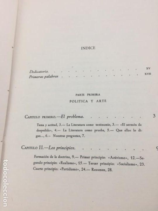 Libros de segunda mano: Jesús Pabón Bolchevismo y Literatura Firmado por el autor Papel Hilo 1ª edición grabados 1949 - Foto 5 - 149750678