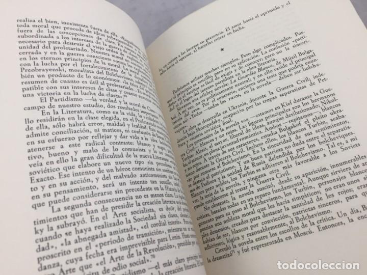 Libros de segunda mano: Jesús Pabón Bolchevismo y Literatura Firmado por el autor Papel Hilo 1ª edición grabados 1949 - Foto 11 - 149750678