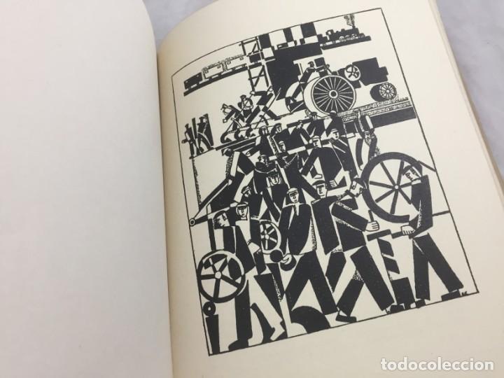 Libros de segunda mano: Jesús Pabón Bolchevismo y Literatura Firmado por el autor Papel Hilo 1ª edición grabados 1949 - Foto 12 - 149750678