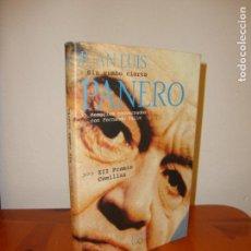 Libros de segunda mano: SIN RUMBO CIERTO - JUAN LUIS PANERO - TUSQUETS, MUY BUEN ESTADO. Lote 151449898