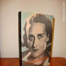 Libros de segunda mano: VICTORIA OCAMPO - LAURA AYERZA DE CASTILHO, ODILE FELGINE - CIRCE, MUY BUEN ESTADO. Lote 151458862