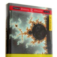 Libros de segunda mano: CAOS Y ORDEN - ANTONIO ESCOHOTADO. ESPASA. Lote 151986258