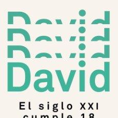 Libros de segunda mano: EL SIGLO XXI CUMPLE 18.. Lote 152168782