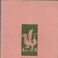 Libros de segunda mano: EL DRAC EN LA CULTURA MEDIAVAL. Lote 155994486