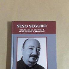 Libros de segunda mano: SESO SEGURO,MIGUEL VIGIL. Lote 156307786