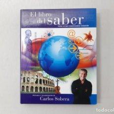 Libros de segunda mano: LIBRO DEL SABER EL (TD) BY N/A (2010) - N/A. Lote 157157649