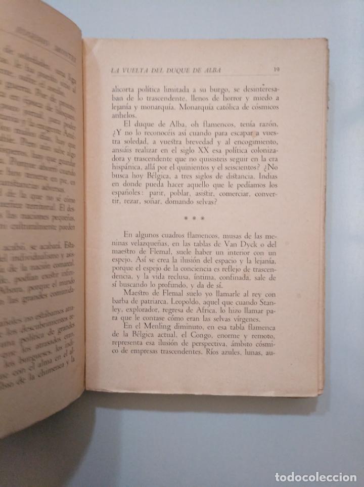 Libros de segunda mano: EL VIAJERO Y SU SOMBRA. EUGENIO MONTES. 1940. CULTURA ESPAÑOLA. TDK377A - Foto 2 - 158386642