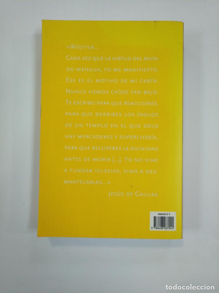 Libros de segunda mano: CARTA DE JESÚS AL PAPA. - FERNANDO SÁNCHEZ DRAGÓ. EDITORIAL PLANETA. TDK382 - Foto 2 - 159495022