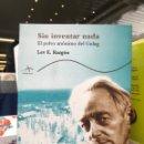 Libros de segunda mano: LEV E. RAZGÓN. SIN INVENTAR NADA. EL POLVO ANÓNIMO DEL GULAG.. Lote 159843180