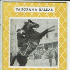 Libros de segunda mano: LA FIESTA DE SAN JUAN EN CIUDADELA, POR ANTONIO MESQUIDA CAVALLER. AÑO 1955. (MENORCA.3.2). Lote 159858606