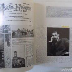 Libros de segunda mano: LIBRERIA GHOTICA. POESIA. LIBRO MONOGRÁFICO DEDICADO A JUAN RAMÓN JIMENEZ.1981.FOLIO. MUY ILUSTRADO.. Lote 160515234