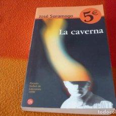 Livres d'occasion: LA CAVERNA ( JOSE SARAMAGO ) ¡BUEN ESTADO! PUNTO DE LECTURA. Lote 161679634