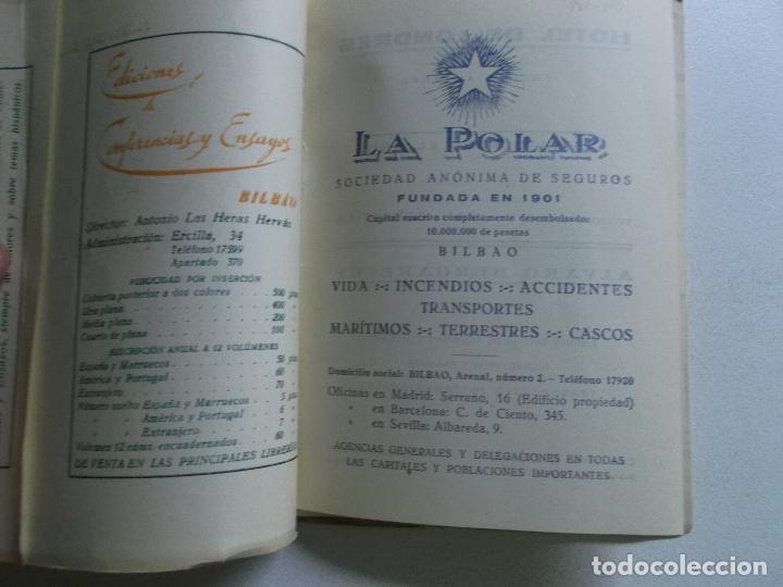 Libros de segunda mano: FLORENTINA DEL MAR (CARMEN CONDE) : JUAN RAMÓN JIMÉNEZ (BILBAO, c. 1950) - Foto 2 - 161721582