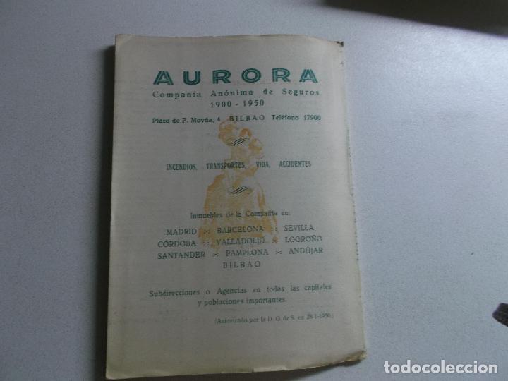 Libros de segunda mano: FLORENTINA DEL MAR (CARMEN CONDE) : JUAN RAMÓN JIMÉNEZ (BILBAO, c. 1950) - Foto 4 - 161721582