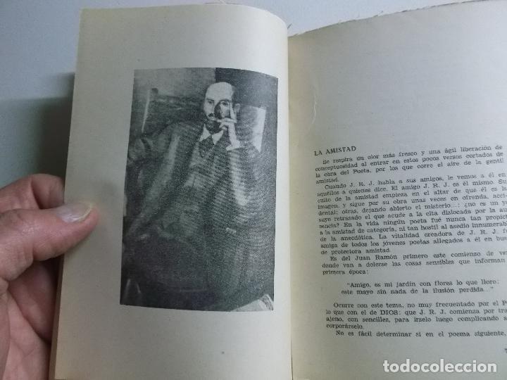 Libros de segunda mano: FLORENTINA DEL MAR (CARMEN CONDE) : JUAN RAMÓN JIMÉNEZ (BILBAO, c. 1950) - Foto 5 - 161721582