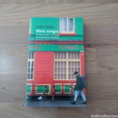 Livros em segunda mão: MALA SANGRE. COLM TÓIBÍN.. Lote 162369072