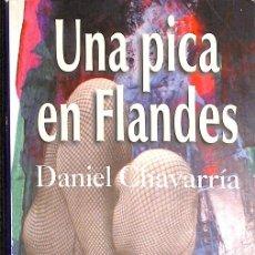 Libros de segunda mano: UNA PICA EN FLANDES. Lote 162741762