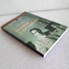 Libros de segunda mano: EL POETA Y SUS SÍMBOLOS. JAIME D. PARRA ( VARIACIONES SOBRE JUAN EDUARDO CIRLOT). 1ª EDICIÓN. Lote 165365002