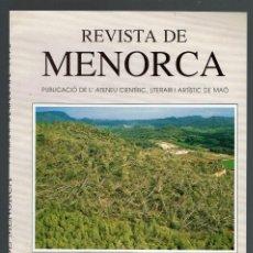 Libros de segunda mano: ROMA Y GEORGETOWN, POR JOAN ENRIC VILARDELL I SANTACANA. AÑO 1993. (MENORCA.1.4). Lote 165627466