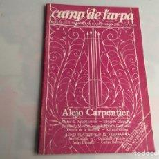 Libros de segunda mano: CAMP DE L´ARPA Nº 88 ALEJO CARPENTIER - REVISTAS DE LITERATURA. Lote 165635362