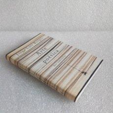 Libros de segunda mano: ARTE POÉTICA : SEIS CONFERENCIAS / JORGE LUIS BORGES - 2001. Lote 166124366