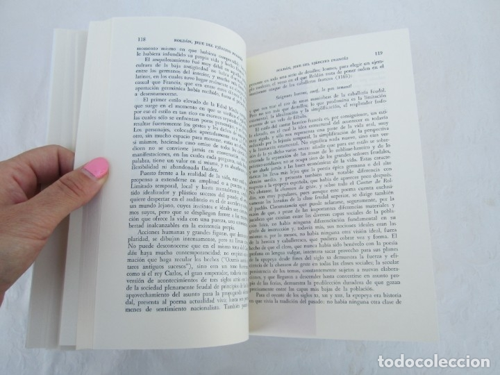 Libros de segunda mano: MIMESIS. ERICH AUERBACH. FONDO DE CULTURA ECONOMICA. 1996. VER FOTOGRAFIAS ADJUNTAS - Foto 10 - 172706194