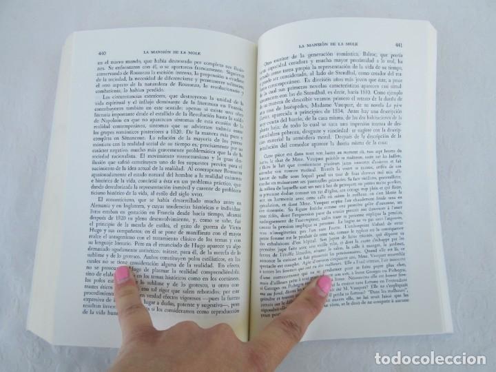 Libros de segunda mano: MIMESIS. ERICH AUERBACH. FONDO DE CULTURA ECONOMICA. 1996. VER FOTOGRAFIAS ADJUNTAS - Foto 13 - 172706194