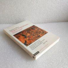 Libros de segunda mano: FRANCISCO RICO. EL PEQUEÑO MUNDO DEL HOMBRE. Lote 175395863