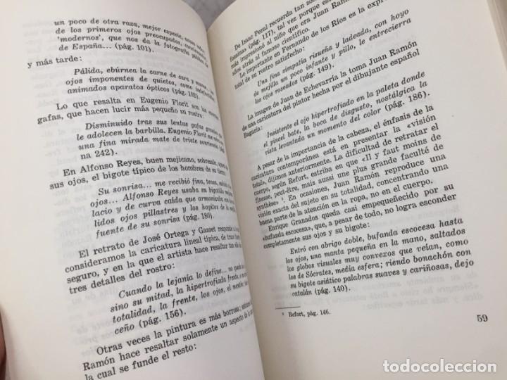 Libros de segunda mano: El arte polifacetico de las caricaturas liricas juanramonianas. Salgado, Maria Antonia 1968 - Foto 6 - 175745050