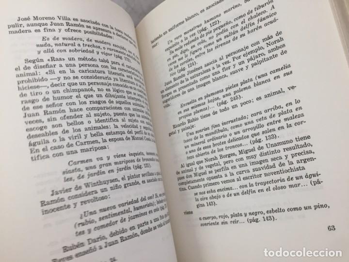Libros de segunda mano: El arte polifacetico de las caricaturas liricas juanramonianas. Salgado, Maria Antonia 1968 - Foto 7 - 175745050