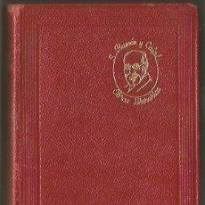 Libros de segunda mano: SANTIAGO RAMÓN Y CAJAL. OBRAS LITERARIAS COMPLETAS. AGUILAR 1954.. Lote 176724533