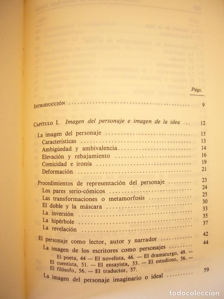 Libros de segunda mano: ALBERTO JULIÁN PÉREZ: POÉTICA DE LA PROSA DE JORGE LUIS BORGES (GREDOS, 1986) - Foto 6 - 177670357