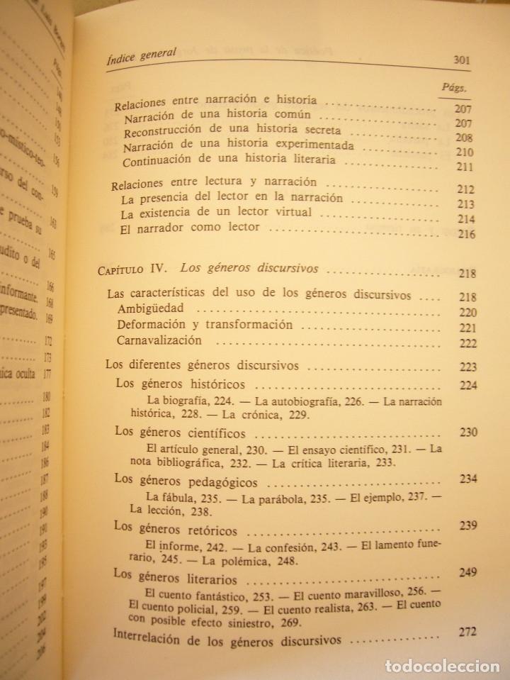 Libros de segunda mano: ALBERTO JULIÁN PÉREZ: POÉTICA DE LA PROSA DE JORGE LUIS BORGES (GREDOS, 1986) - Foto 10 - 177670357