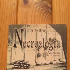 Libros de segunda mano: NECROSLOGÍA. Lote 177706660