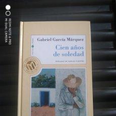 Libros de segunda mano: CIEN AÑOS DE SOLEDAD DE GABRIEL GARCÍA MÁRQUEZ (PRÓLOGO DE CARLOS FUENTES). Lote 178630072