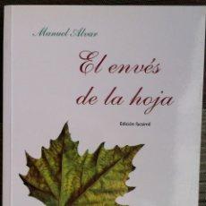 Libros de segunda mano: EL ENVES DE LA HOJA. MANUEL ALVAR - INSTITUCIÓN FERNANDO EL CATÓLICO 2002 - EDICION FACSIMIL. EX. Lote 178818575