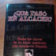 Libros de segunda mano: QUÉ PASÓ EN ALCÁCER. JUAN IGNACIO BLANCO. SON EXPRESION MAYO 1998. ENVÍO CERT. 4,38. CASO ALCASSER. Lote 220948620